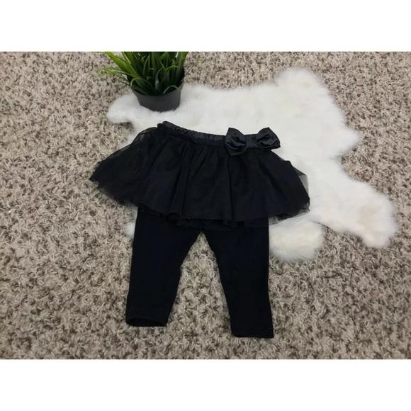 5a3dd6cd7de89 GAP Bottoms | Baby Baby Girl Tutu Leggings Stretch Sz 36m | Poshmark